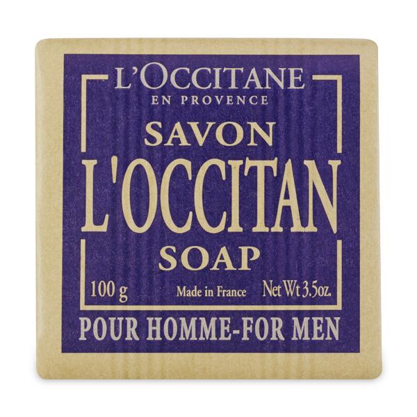 Мыло туалетное LOccitan (LOccitane)