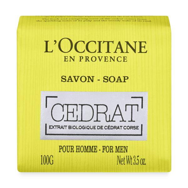 Мыло Цедрат (LOccitane)