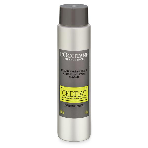 Освежающий лосьон после бритья Цедрат (LOccitane)