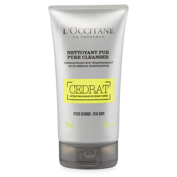 Очищающий гель для лица Цедрат (LOccitane)