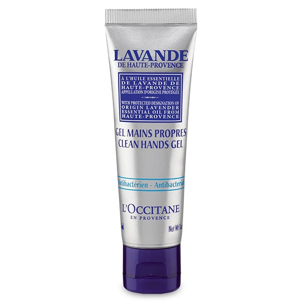 Loccitane Очищающий гель для рук Лаванда