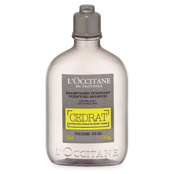Очищающий шампунь Цедрат (LOccitane)