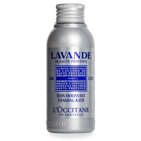 Пена для ванн Лаванда