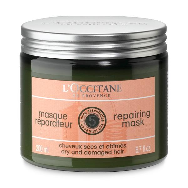 L'Occitane Маска для блеска волос - новая формула