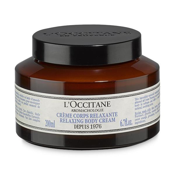 Расслабляющий крем для тела Аромакология (LOccitane)