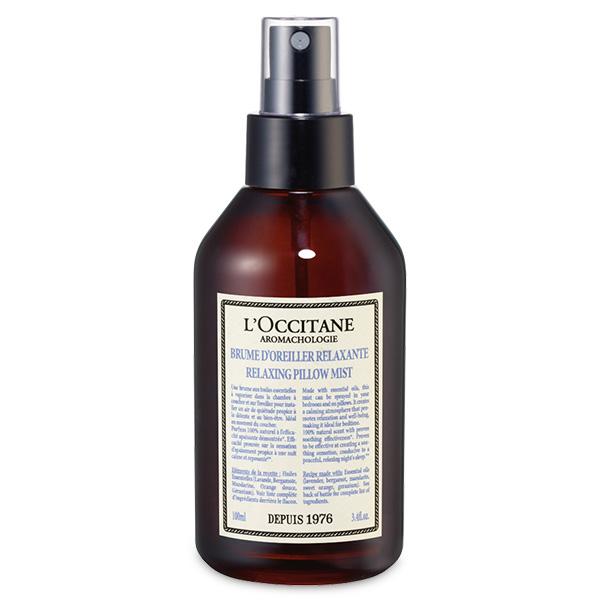 Расслабляющий ароматический спрей (LOccitane)