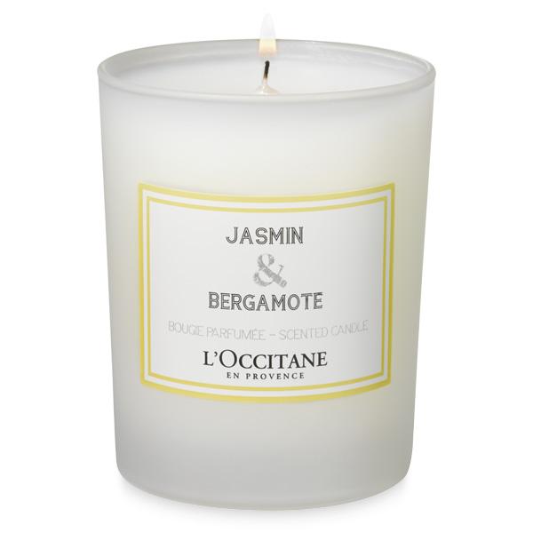 Свеча Жасмин и Бергамот (L'Occitane)