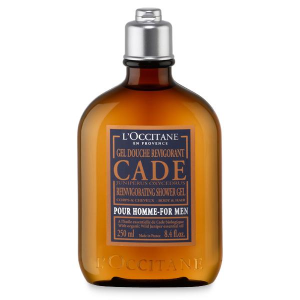 Шампунь для волос и тела тонизирующий (LOccitane)