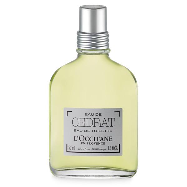 Туалетная вода Цедрат (LOccitane)