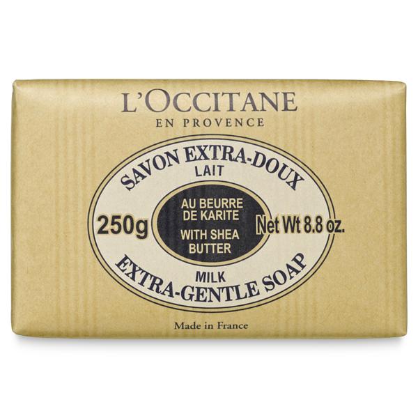Туалетное Мыло Молоко (LOccitane)