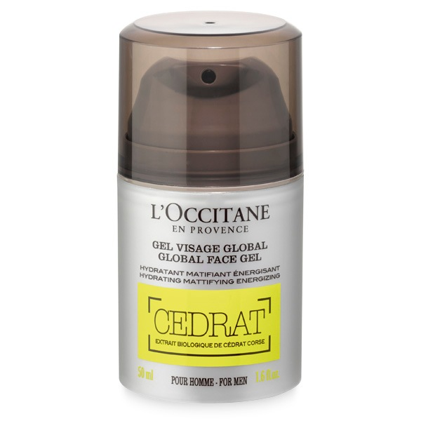 Гель для ухода за кожей лица Цедрат (LOccitane)