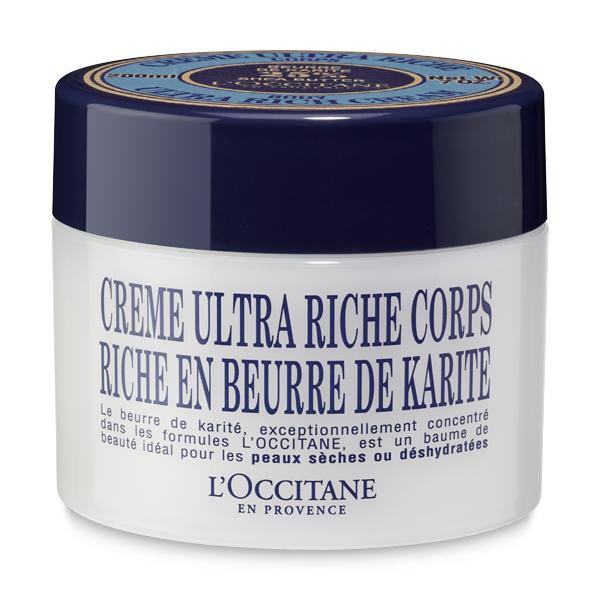 Крем для тела Ультра-Питательный (LOccitane)