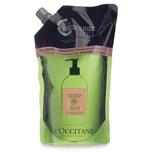 Шампунь Восстанавливающий, сменный блок (LOccitane)