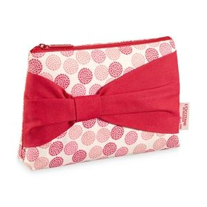 2016 CRM PEONY POUCH