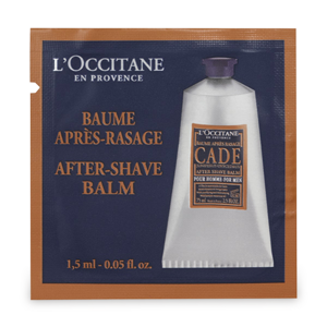 After Shave Balm - Cade - sample