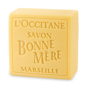 Bonne Mère Soap - Honeysuckle