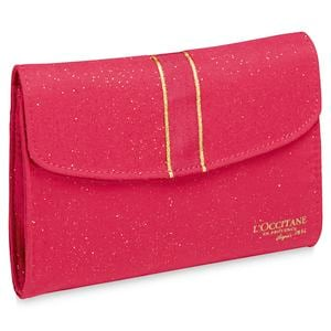 Christmas woman Pouch