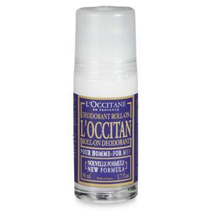 Guľôčkový deodorant L'Occitan