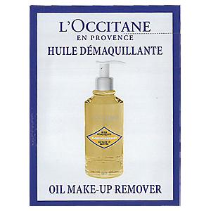 Immortelle Oil Make-Up Remover - sample