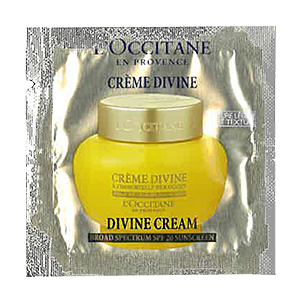 Immortelle Precious Cream light texture SPF 20 - sample