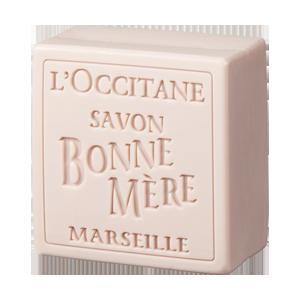 Mydlo Bonne Mère Ruža