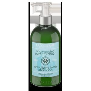 Revitalizačný osviežujúci šampón