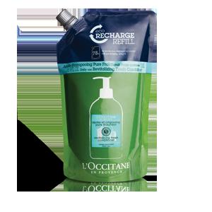 Revitalizačný osviežujúci šampón – eko náhradná náplň