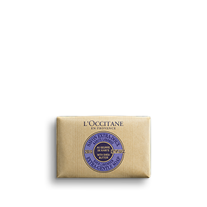 Shea Butter Extra Gentle Soap - Lavender