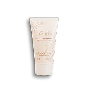 TERRE DE LUMIERE GENTLE SHOWER GEL 50 ml