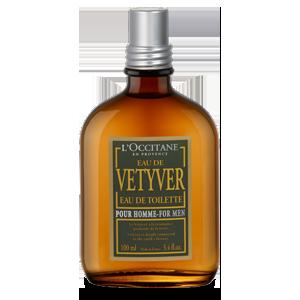 Toaletná voda Vetyver