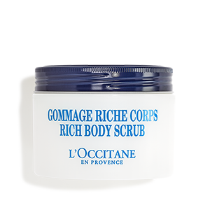 Ultra rich body scrub