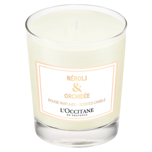Vonná sviečka Neroli & Orchidea