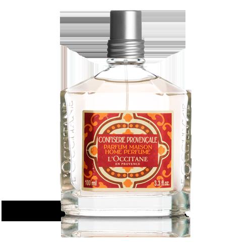 Domáci parfum Kandizované ovocie
