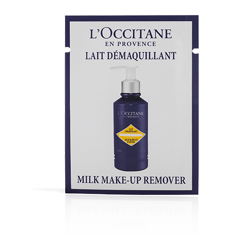 Immortelle Milk Make-up Remover - sample