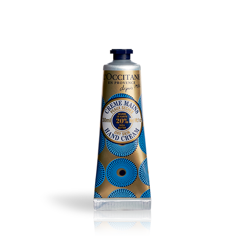 Shea Hand Cream Tribute to Women