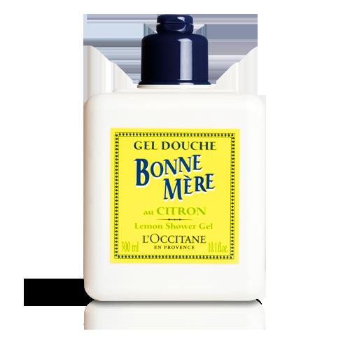 Sprchovací gél BONNE M?RE Citrón