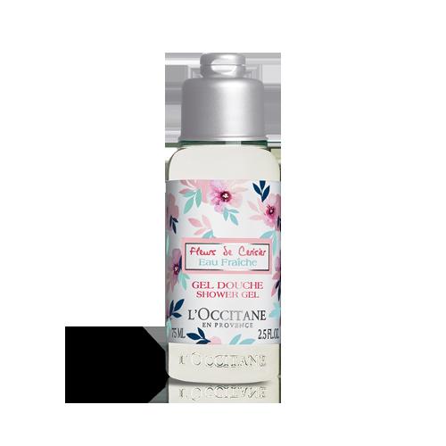 Sprchovací gél  Pôvabný Čerešňový kvet – limitovaná edícia