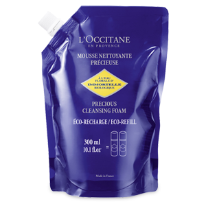 Immortelle Refill Brightening Cleansing Foam
