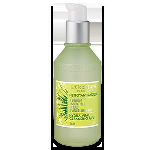 Angelikin čistilni gel za vitalnost kože