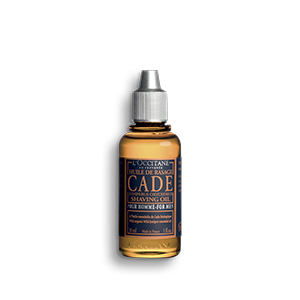 Cade Shaving Oil organic certified*