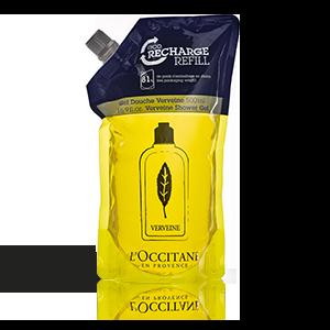 Citronkin gel za prhanje – EKO ponovno polnjenje