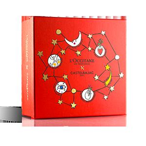 Darilna škatla - ROŽNATA
