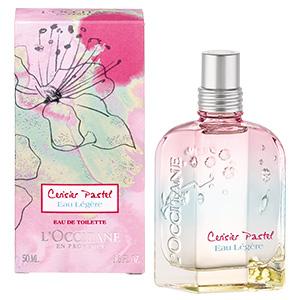 Eau de Toilette Eau Légère Cerisier Pastel – Pastelni češnjevi cvetovi