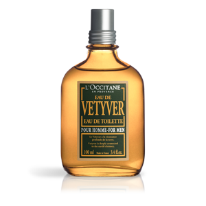 Eau de toilette Vetyver