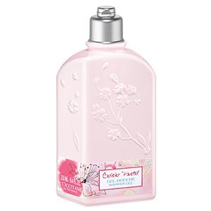 Gel za prhanje Pastelni češnjevi cvetovi