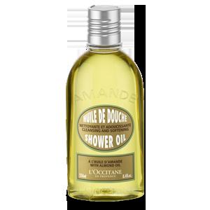 Mandljevo olje za prhanje