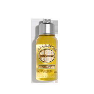 Mandljevo olje za prhanje - potovalna velikost