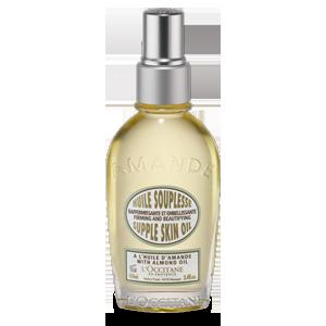 Mandljevo olje za prožno kožo