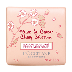 Nežno parfumsko milo Češnjev cvet