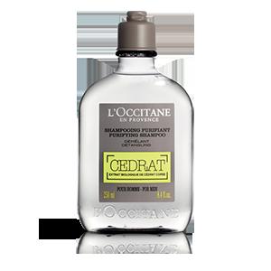 Očiščevalni šampon Cedrat